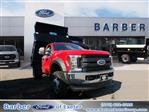 2019 F-550 Regular Cab DRW 4x4,  Dump Body #9996T - photo 1