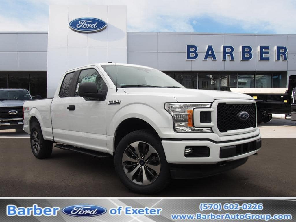 2019 F-150 Super Cab 4x4,  Pickup #9998T - photo 1
