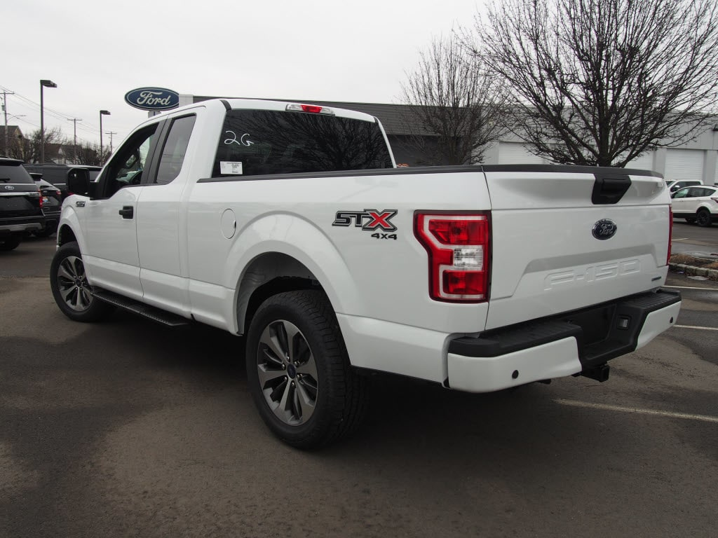 2019 F-150 Super Cab 4x4,  Pickup #9998T - photo 4