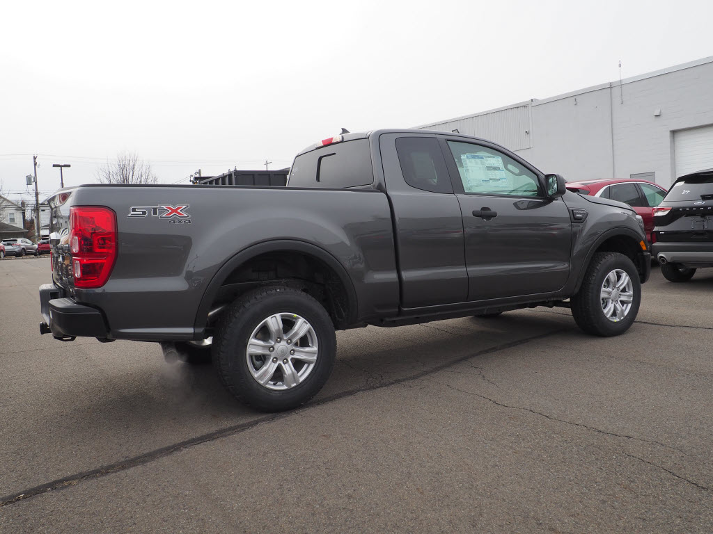 2020 Ranger Super Cab 4x4, Pickup #10623T - photo 1