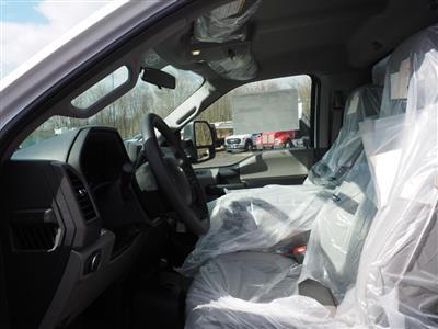 2019 F-550 Regular Cab DRW 4x4, Rugby Eliminator LP Steel Dump Body #10632T - photo 15