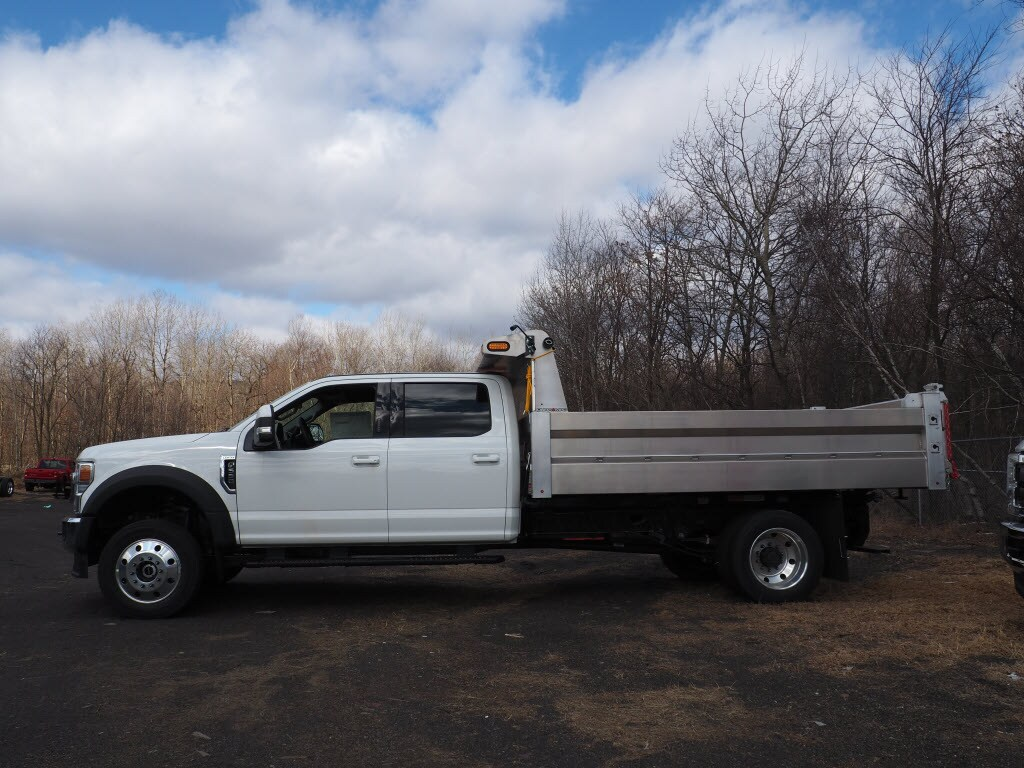 2020 Ford F-550 Crew Cab DRW 4x4, Duramag Dump Body #10538T - photo 5