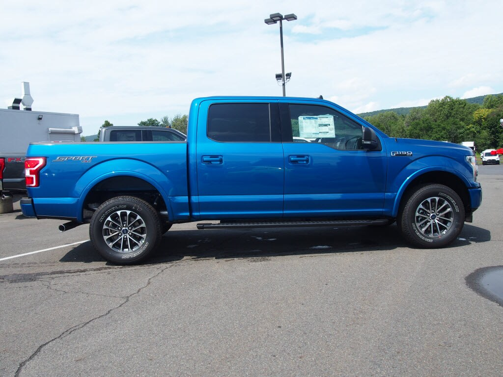 2019 F-150 SuperCrew Cab 4x4, Pickup #C75313 - photo 5