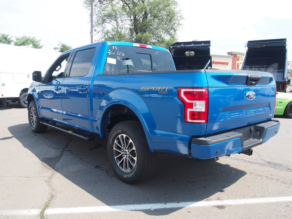 2019 F-150 SuperCrew Cab 4x4, Pickup #C75313 - photo 4