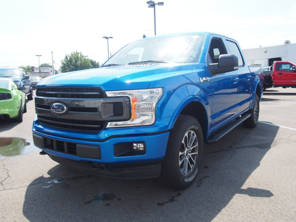 2019 F-150 SuperCrew Cab 4x4, Pickup #C75313 - photo 3