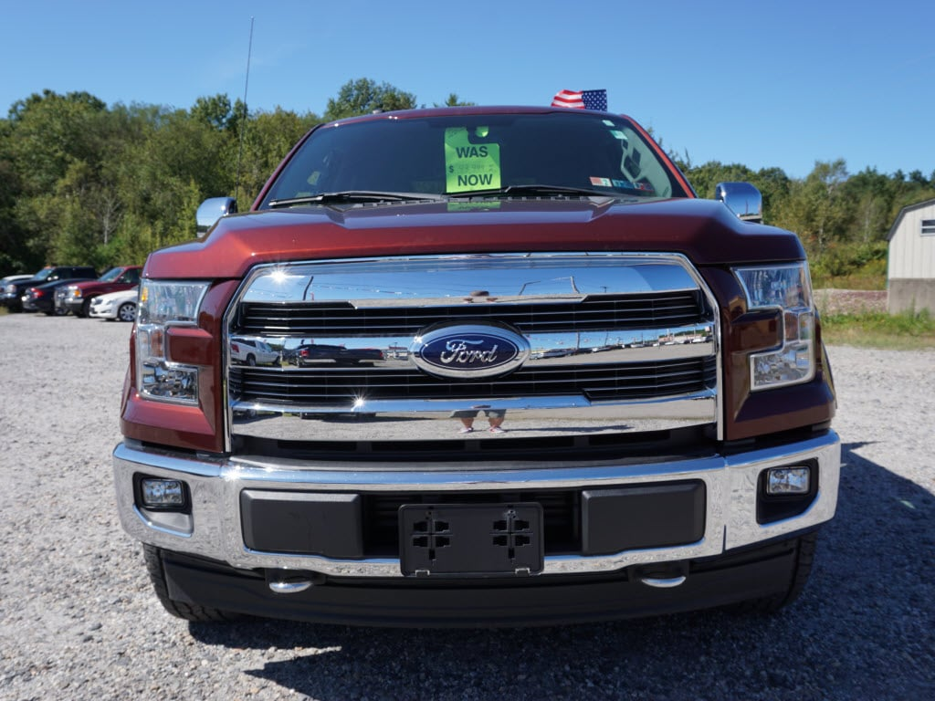 2017 F-150 SuperCrew Cab 4x4, Pickup #H10024A - photo 3