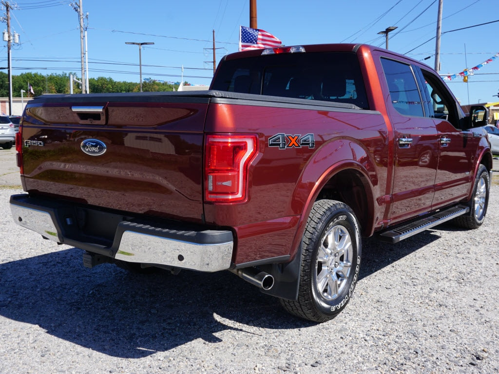 2017 F-150 SuperCrew Cab 4x4, Pickup #H10024A - photo 2