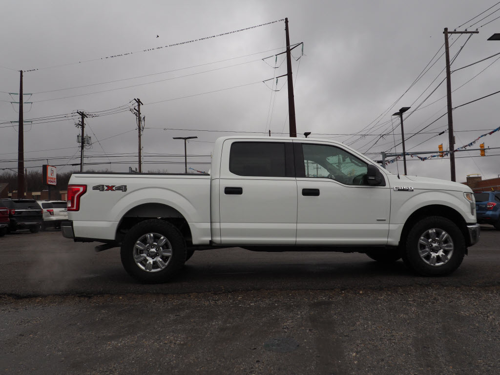 2016 F-150 SuperCrew Cab 4x4, Pickup #H10027A - photo 3