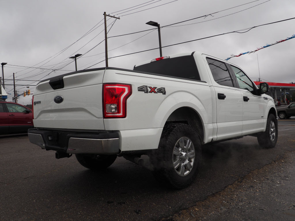 2016 F-150 SuperCrew Cab 4x4, Pickup #H10027A - photo 2