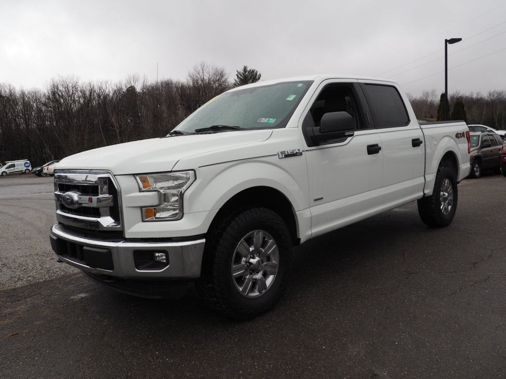 2016 F-150 SuperCrew Cab 4x4, Pickup #H10027A - photo 7