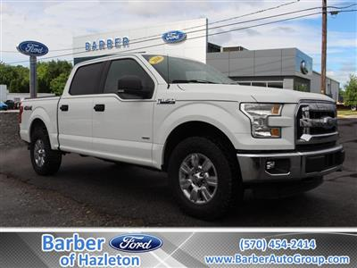2016 F-150 SuperCrew Cab 4x4, Pickup #H10027A - photo 1