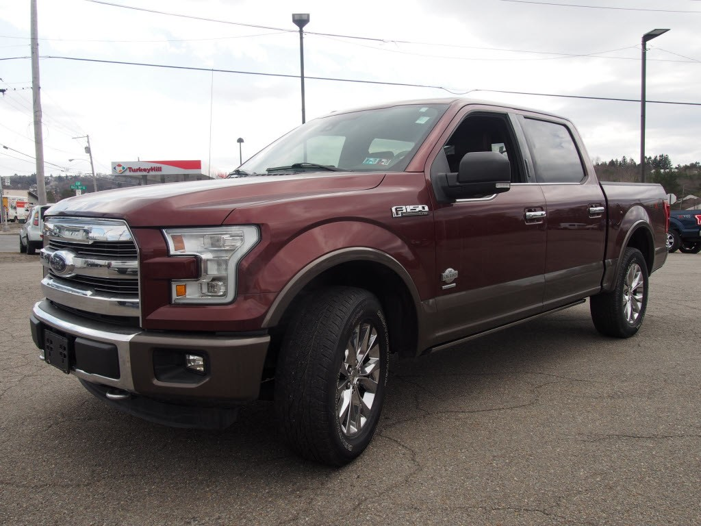 2016 F-150 SuperCrew Cab 4x4, Pickup #H9782B - photo 6