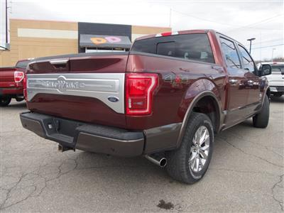 2016 F-150 SuperCrew Cab 4x4, Pickup #H9782B - photo 11