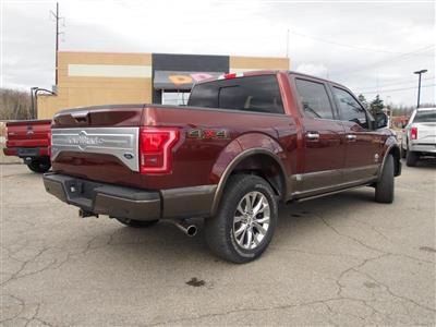 2016 F-150 SuperCrew Cab 4x4, Pickup #H9782B - photo 2