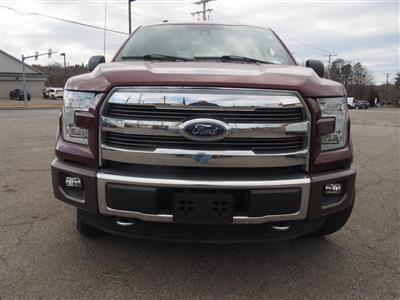 2016 F-150 SuperCrew Cab 4x4, Pickup #H9782B - photo 4