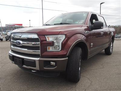 2016 F-150 SuperCrew Cab 4x4, Pickup #H9782B - photo 5