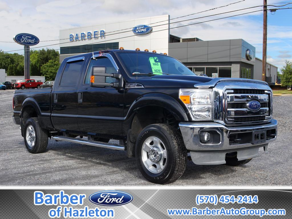 2016 F-250 Crew Cab 4x4, Pickup #H9808A - photo 1