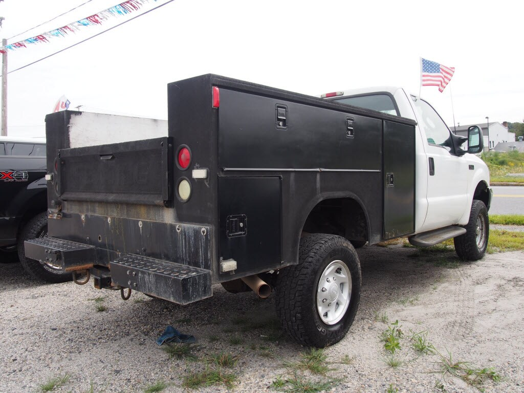 2003 F-350 Regular Cab 4x4,  Reading Service Body #HP3562A - photo 2