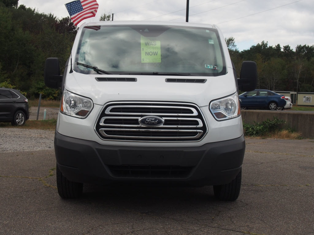 2018 Transit 250 Low Roof 4x2,  Empty Cargo Van #HP3584 - photo 11