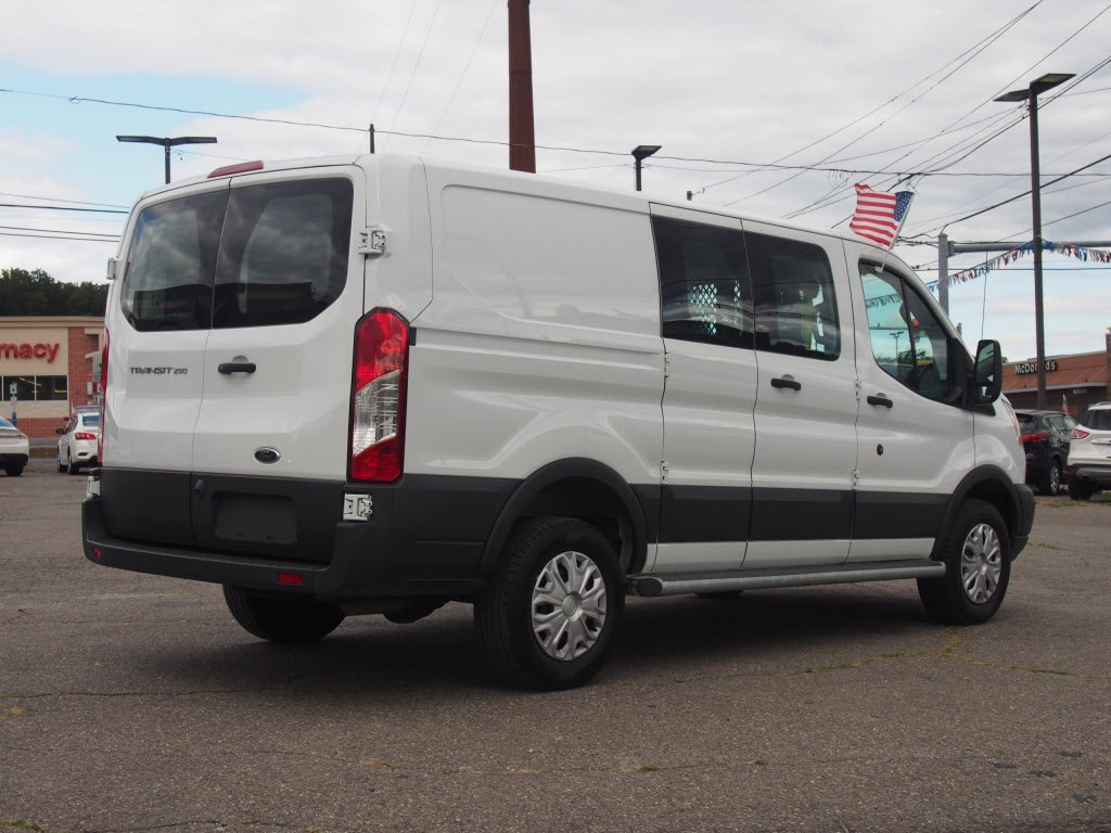 2018 Transit 250 Low Roof 4x2,  Empty Cargo Van #HP3584 - photo 3