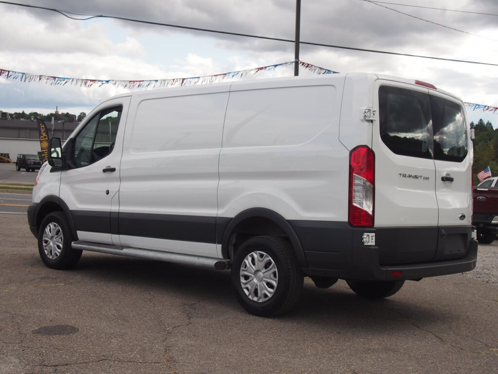 2018 Transit 250 Low Roof 4x2,  Empty Cargo Van #HP3584 - photo 8