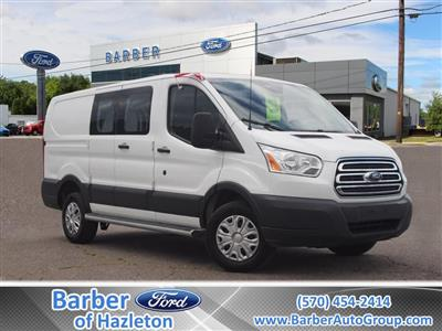 2018 Transit 250 Low Roof 4x2,  Empty Cargo Van #HP3584 - photo 1