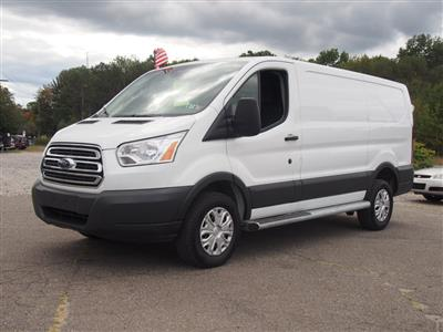 2018 Transit 250 Low Roof 4x2,  Empty Cargo Van #HP3584 - photo 10