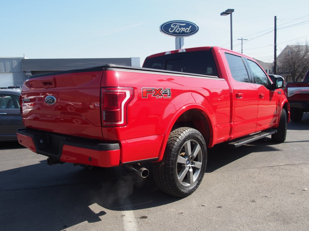 2015 F-150 SuperCrew Cab 4x4, Pickup #P4572C - photo 10