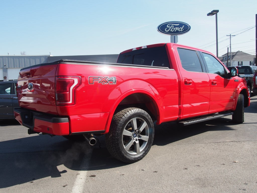 2015 F-150 SuperCrew Cab 4x4, Pickup #P4572C - photo 2
