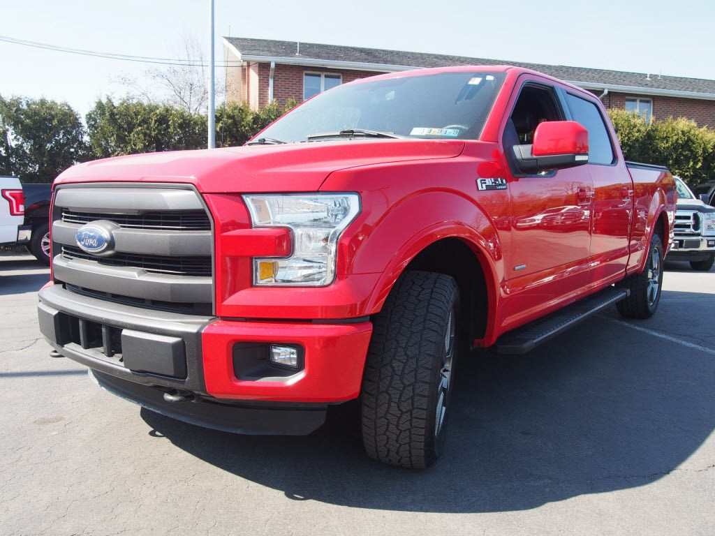 2015 F-150 SuperCrew Cab 4x4, Pickup #P4572C - photo 5