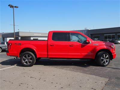 2015 F-150 SuperCrew Cab 4x4, Pickup #P4572C - photo 11