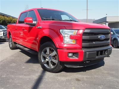 2015 F-150 SuperCrew Cab 4x4, Pickup #P4572C - photo 3