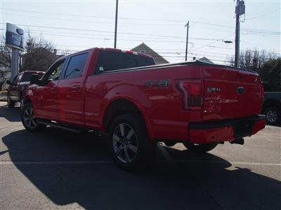 2015 F-150 SuperCrew Cab 4x4, Pickup #P4572C - photo 7