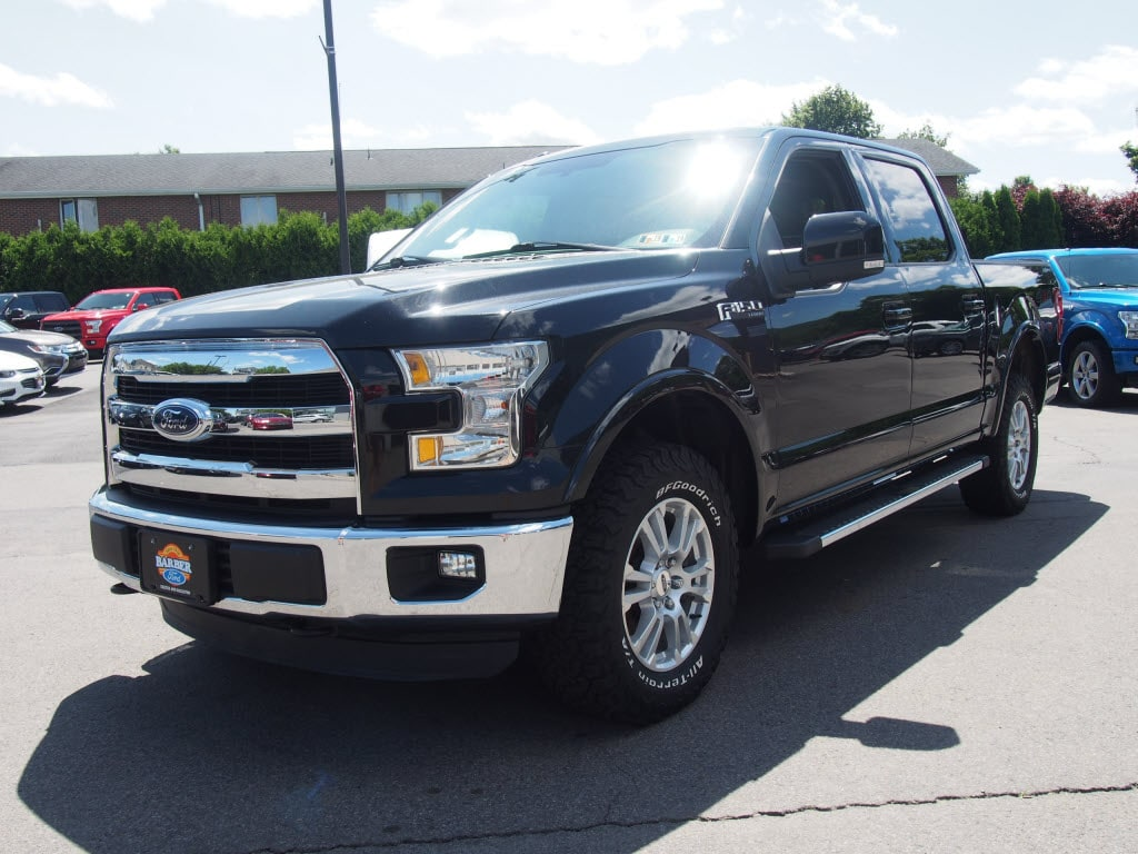 2015 F-150 SuperCrew Cab 4x4, Pickup #P4667C - photo 5