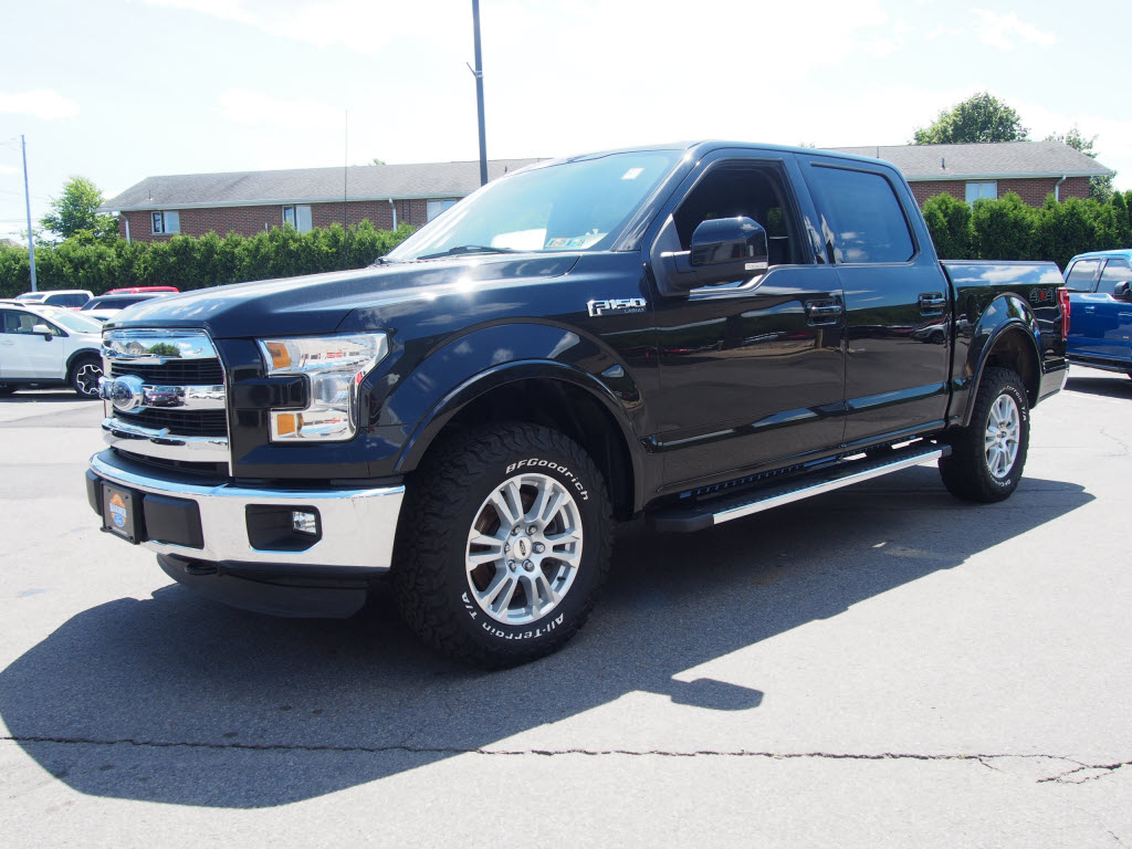 2015 F-150 SuperCrew Cab 4x4, Pickup #P4667C - photo 6