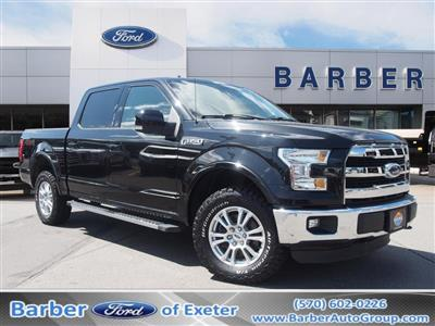 2015 F-150 SuperCrew Cab 4x4, Pickup #P4667C - photo 1