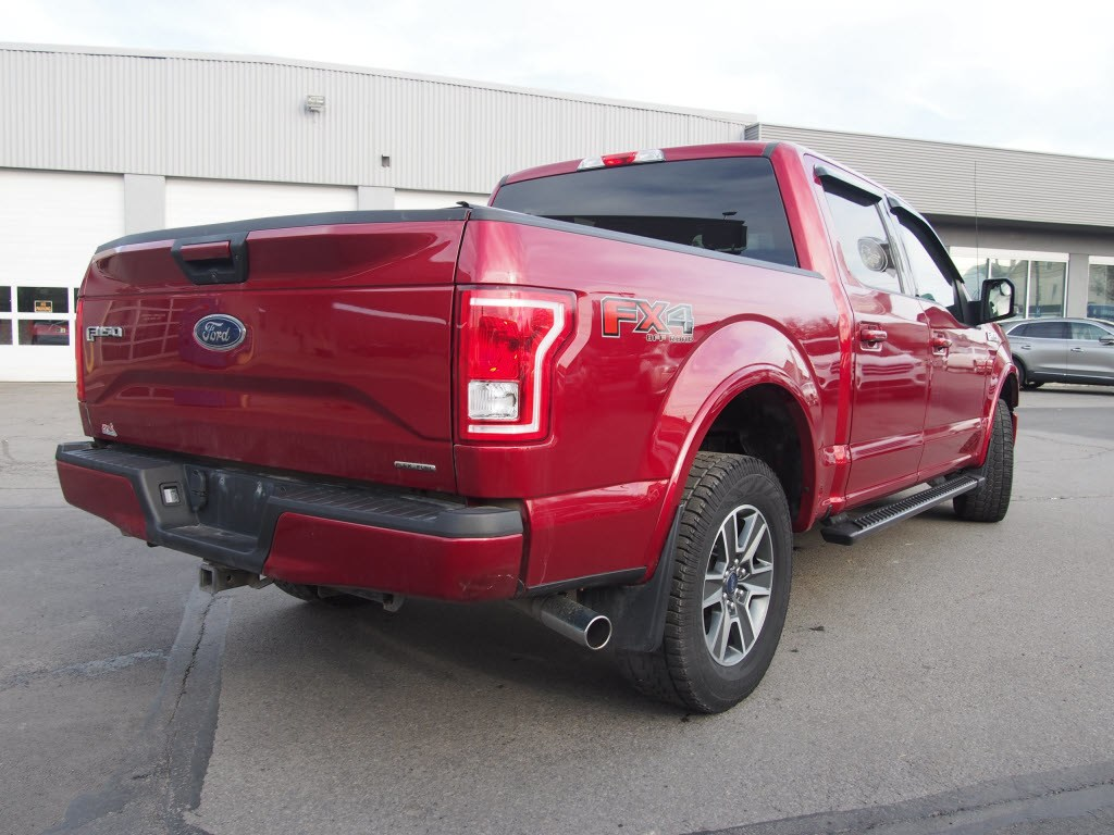 2016 F-150 SuperCrew Cab 4x4,  Pickup #P4675B - photo 1