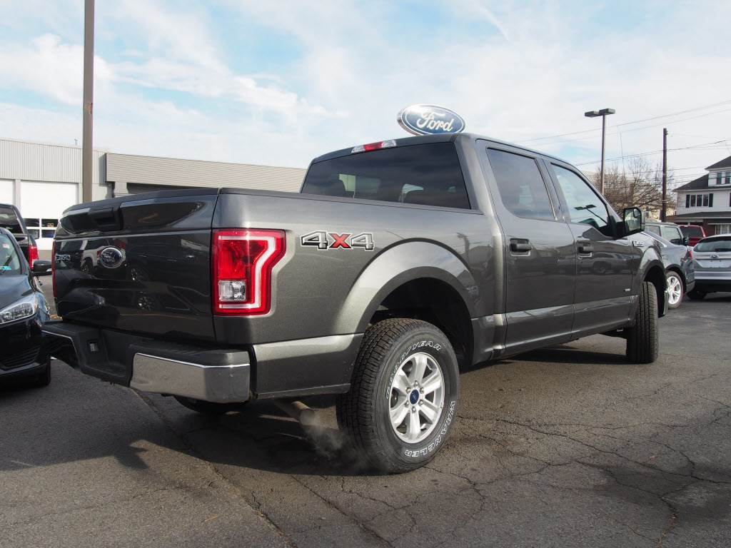 2016 F-150 SuperCrew Cab 4x4,  Pickup #P4706B - photo 2