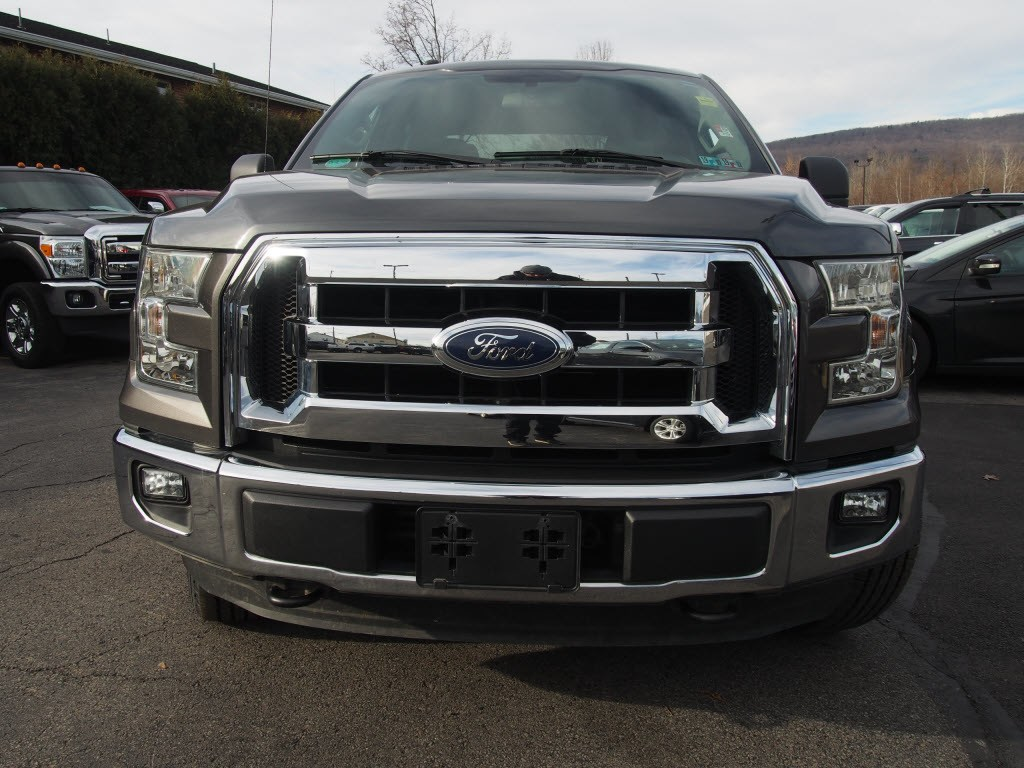 2016 F-150 SuperCrew Cab 4x4,  Pickup #P4706B - photo 4