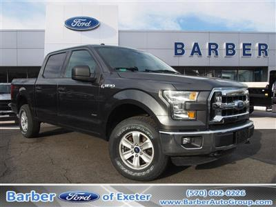 2016 F-150 SuperCrew Cab 4x4,  Pickup #P4706B - photo 1