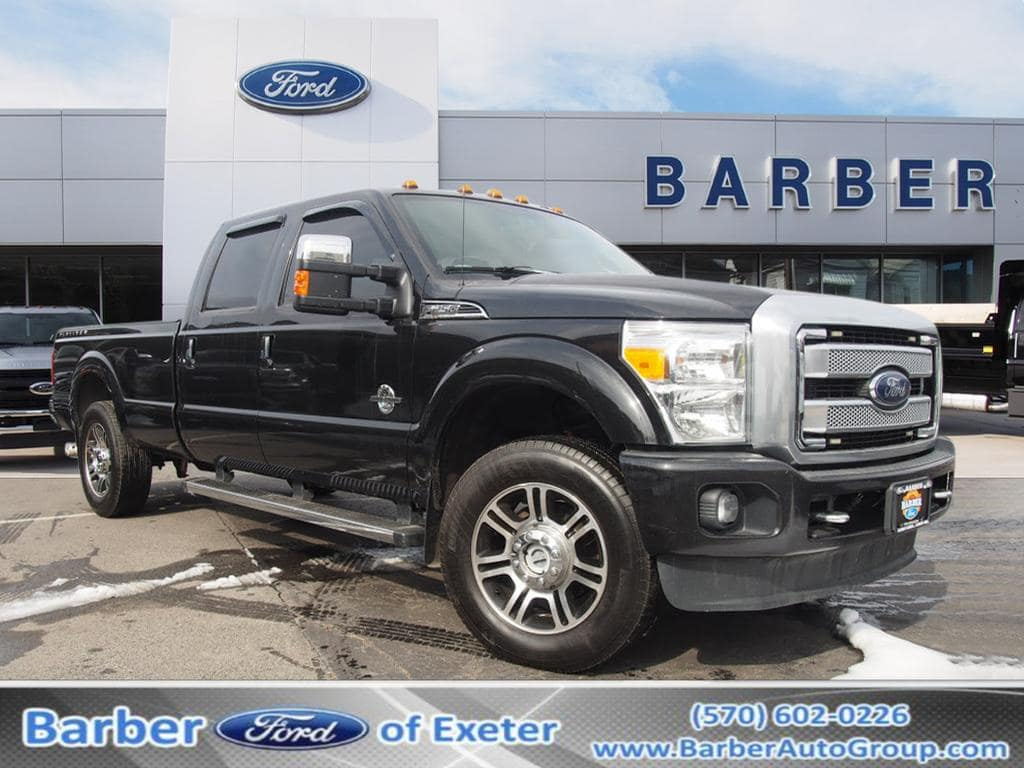 2015 F-250 Crew Cab 4x4,  Pickup #P4725B - photo 1
