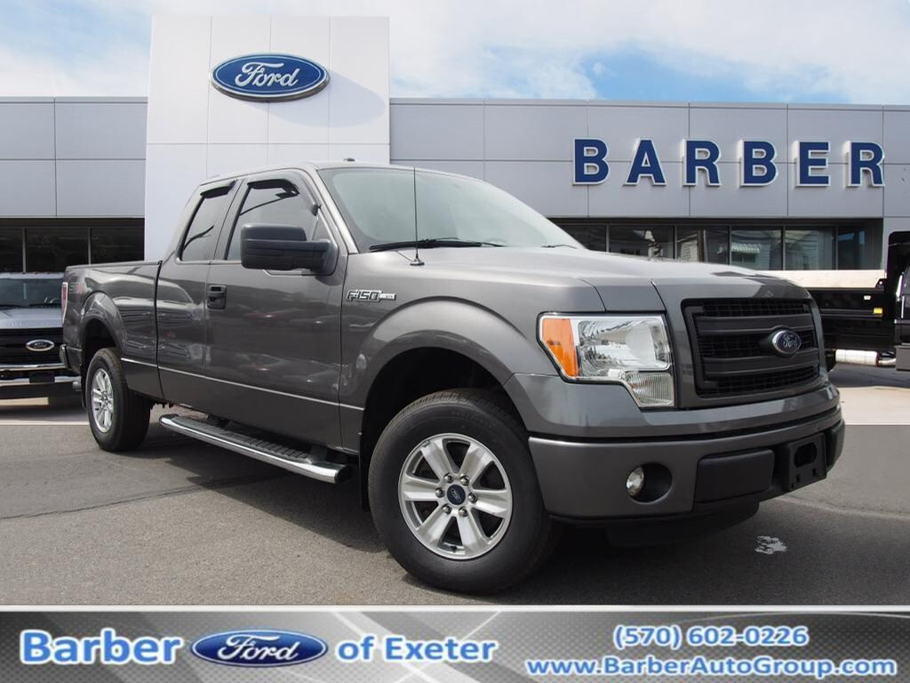 2014 F-150 Super Cab 4x2,  Pickup #P4733B - photo 1