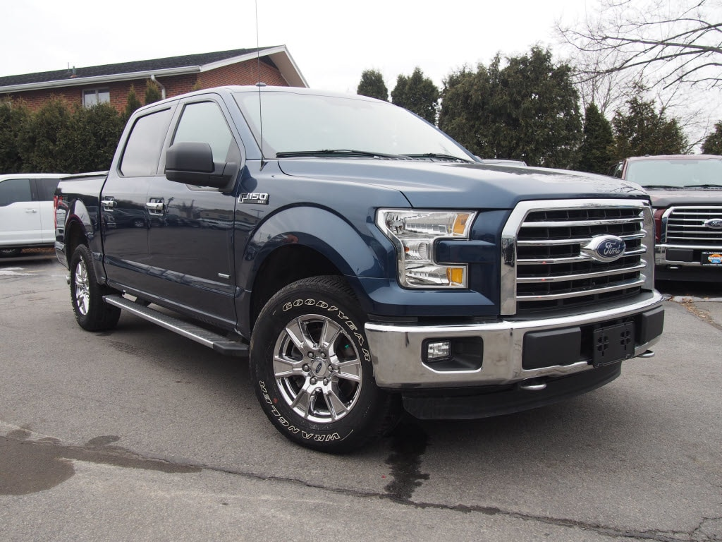 2016 F-150 SuperCrew Cab 4x4,  Pickup #P4737B - photo 3