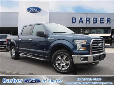 2016 F-150 SuperCrew Cab 4x4,  Pickup #P4737B - photo 1