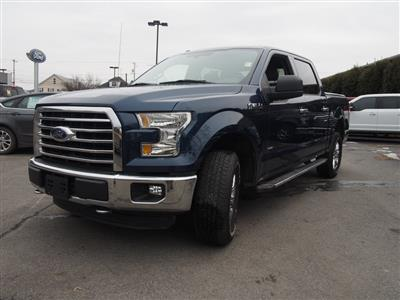 2016 F-150 SuperCrew Cab 4x4,  Pickup #P4737B - photo 5