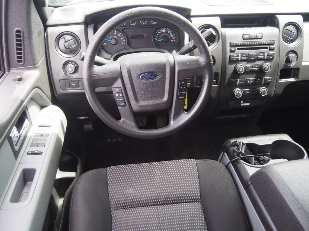 2014 F-150 SuperCrew Cab 4x4,  Pickup #P4765C - photo 18