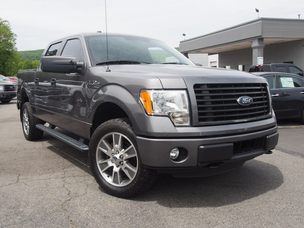 2014 F-150 SuperCrew Cab 4x4,  Pickup #P4765C - photo 1