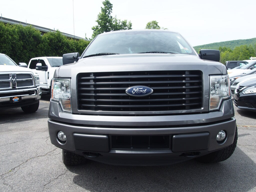 2014 F-150 SuperCrew Cab 4x4,  Pickup #P4765C - photo 3