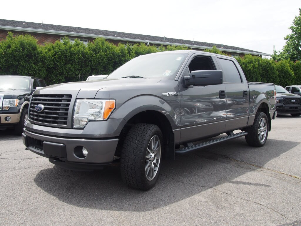 2014 F-150 SuperCrew Cab 4x4,  Pickup #P4765C - photo 5