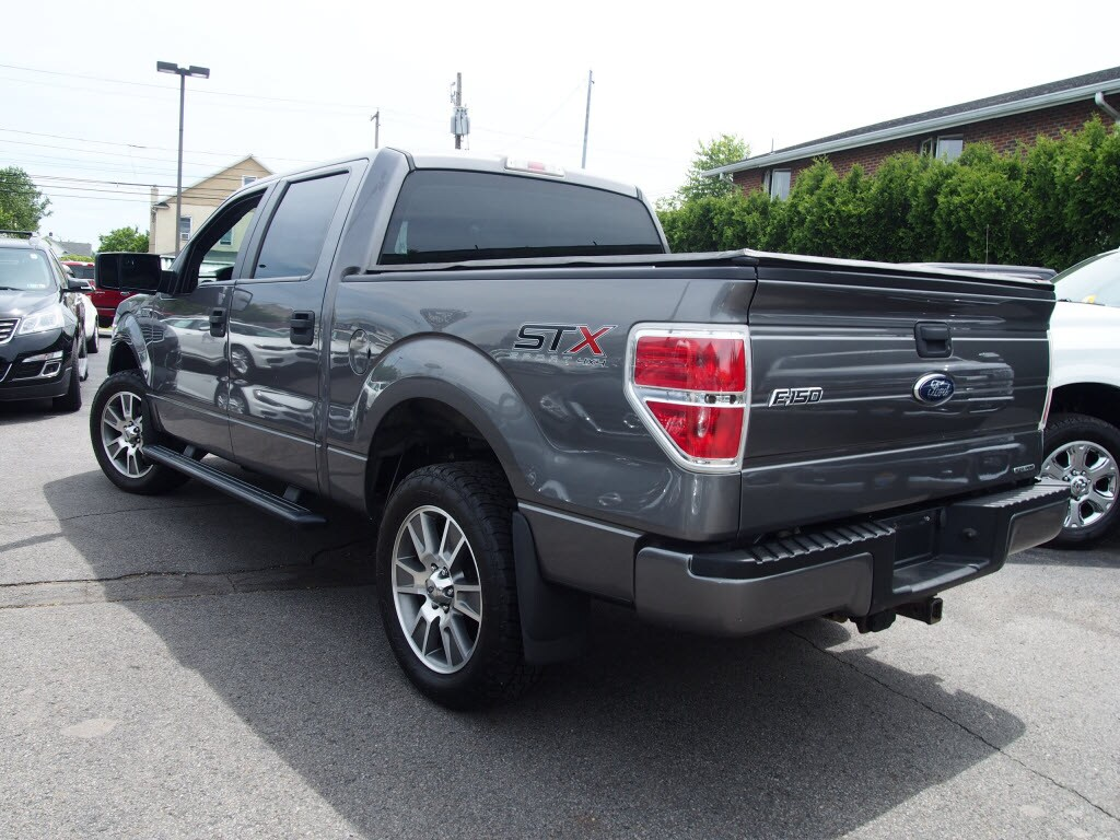2014 F-150 SuperCrew Cab 4x4,  Pickup #P4765C - photo 6